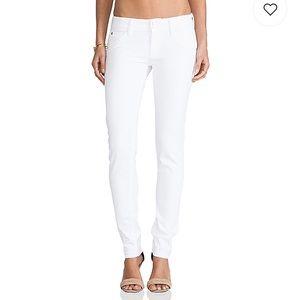 NWOT Hudson Collin Skinny Jeans